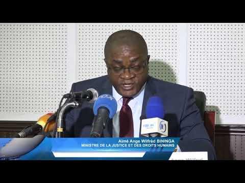 CONGO   CICR POUR LE RENFORCEMENT DES RENDEMENTS DU PERSONNEL PENITENCIER PASCAL GANGA N'DIAYE