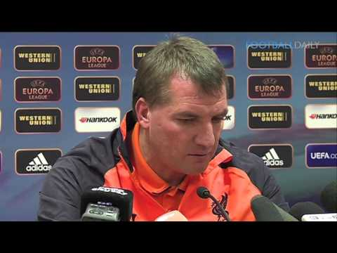 Rodgers on Di Matteo and how Suárez is 'the best in the world'