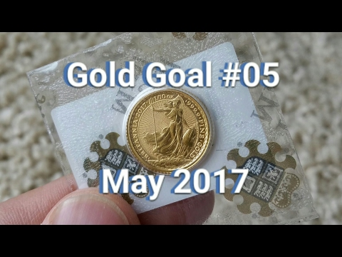 Gold Goal #05 - May 2017 - Grilled Rib Eye Action!
