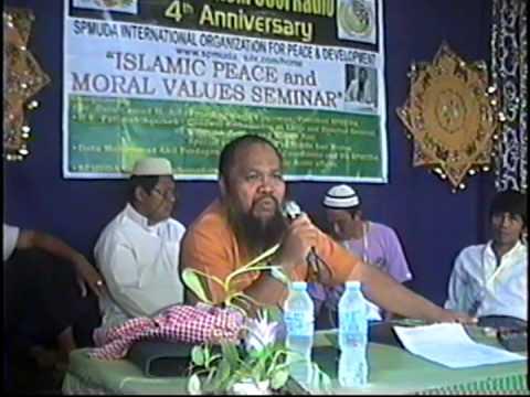 Islamic Peace & Moral Values Seminar (Part 2)
