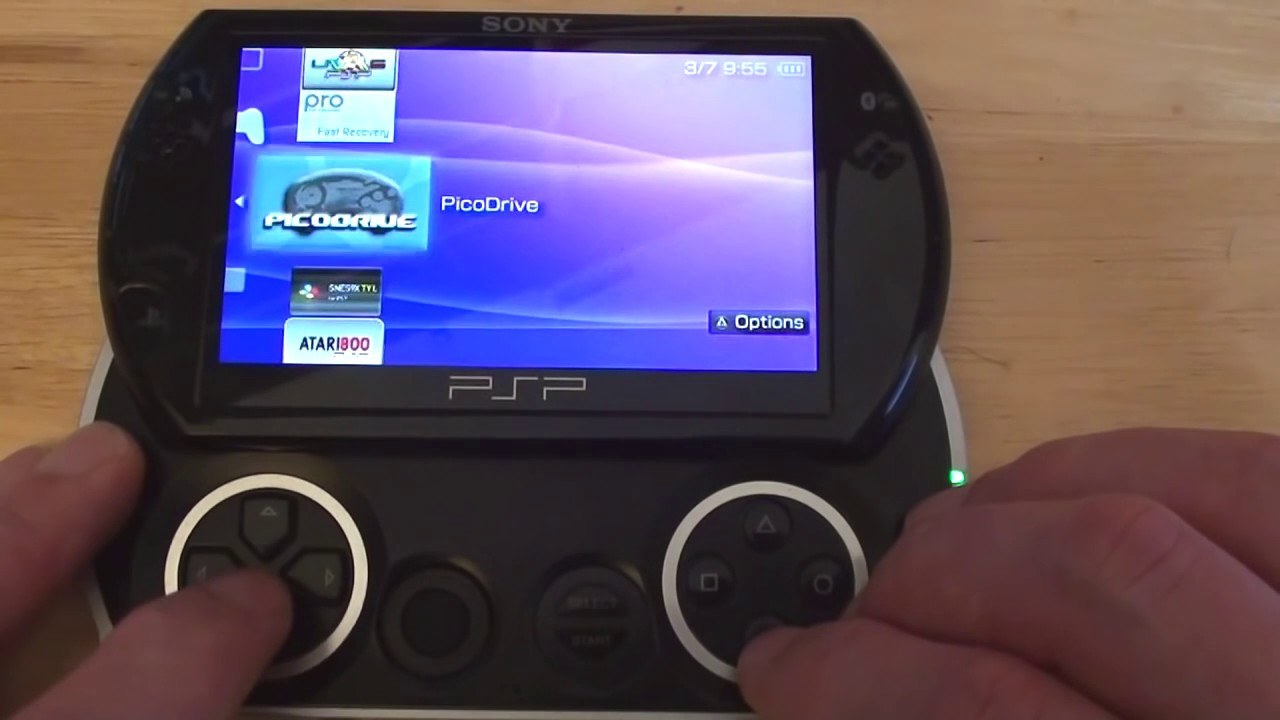 PSP Go: System Overview