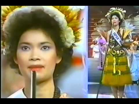 Best Philippine Costumes in Miss Universe History
