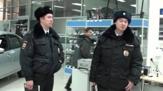 Башавтоком-В, Кировское ОВД г.Уфы, незаконное удержание автомобиля