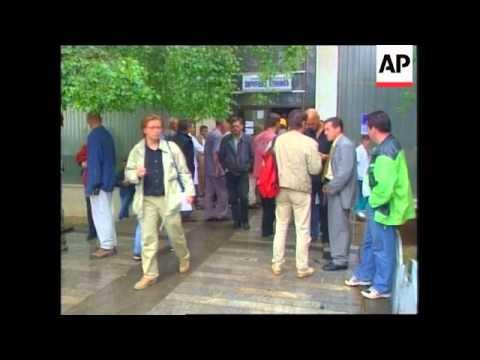 KOSOVO: PRISTINA: UN RAISE CONCERN OVER HEALTH CARE
