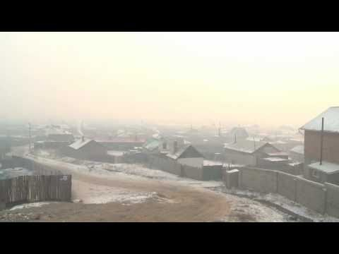 Air Pollution in Ulaanbaatar Mongolia
