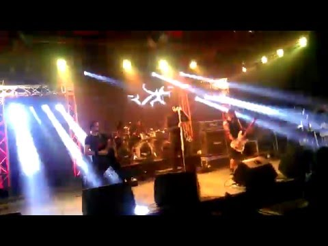 ODIOUS: Dungeon Keys (Skin Age) (live in Cairo,Egypt-23.4.2016)