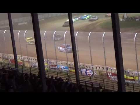Street Stock Feature Luxemburg Speedway Luxemburg Wisconsin 6/9/17