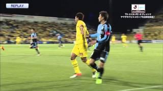 2016ナビスコカップグループステージ第4節 柏レイソル×川崎フロンターレ...