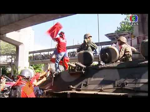 Thai protesters defy state of emergency - 12 Apr 09