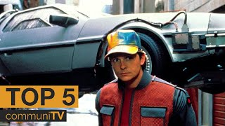 Top 5 Time Travel Movies