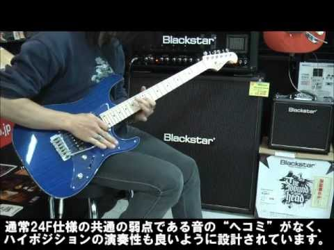 【MUSIC LAND KEY】 Key to the Rock ! KTR SS-024のサウンドを検証!
