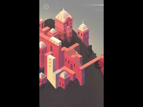 (Monument valley 2) this game is so cool