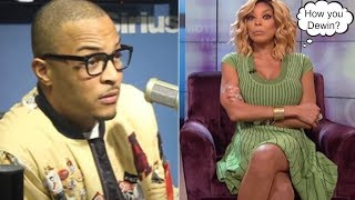 WENDY WILLIAMS SHADES TI, KEVIN HART CAUGHT CHEATING & MORE!