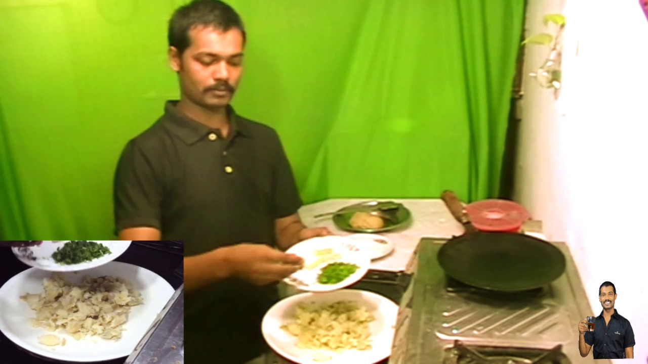 Как приготовить лепешки с сыром и картошкой  (how To Make cheese potato Paratha)