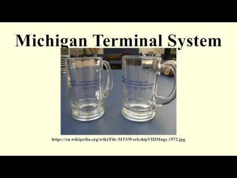 Michigan Terminal System