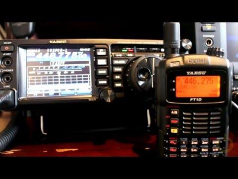 DV4mini ham radio digital hotspot C4FM, DMR and D-Star