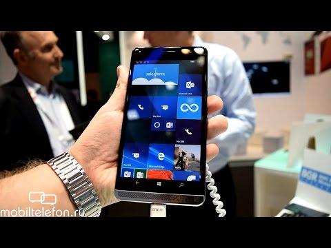 HP Elite X3: самый мощный Windows-смартфон с ноутбуком без мозгов (preview)
