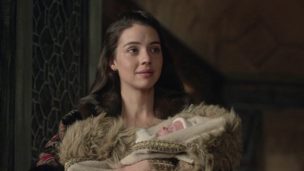 Reign Scene Blood In The Water Mary S Letter To Elizabeth