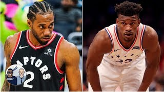 Raptors, 76ers will close out their respective series in 5 games - Jalen Rose | Jalen & Jacoby