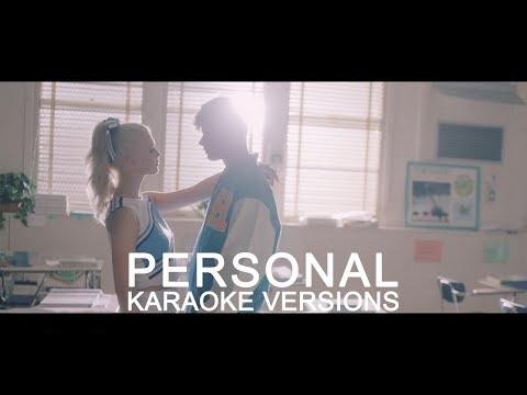 HRVY - Personal ( Karaoke Version No Vocal )