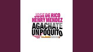 Смотреть клип Agachate Un Poquito