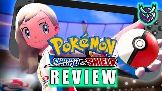 Pokémon Sword & Shield Switch Review - Evolving the Series? (Video Game Video Review)