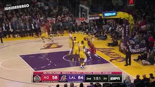 New Orleans Pelicans vs LA Lakers | Full Game Highlights | January 3, 2020 | 2019-2020 NBA Season