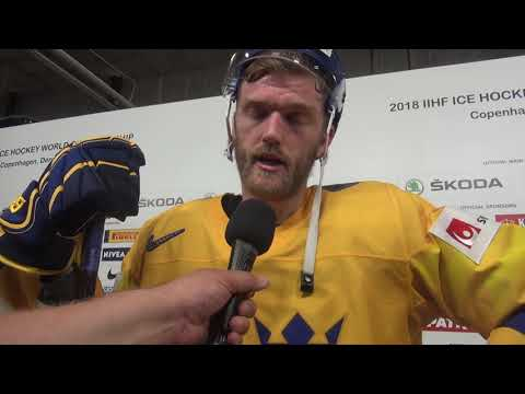 Backen Mattias Ekholm hyllar fansen efter segern