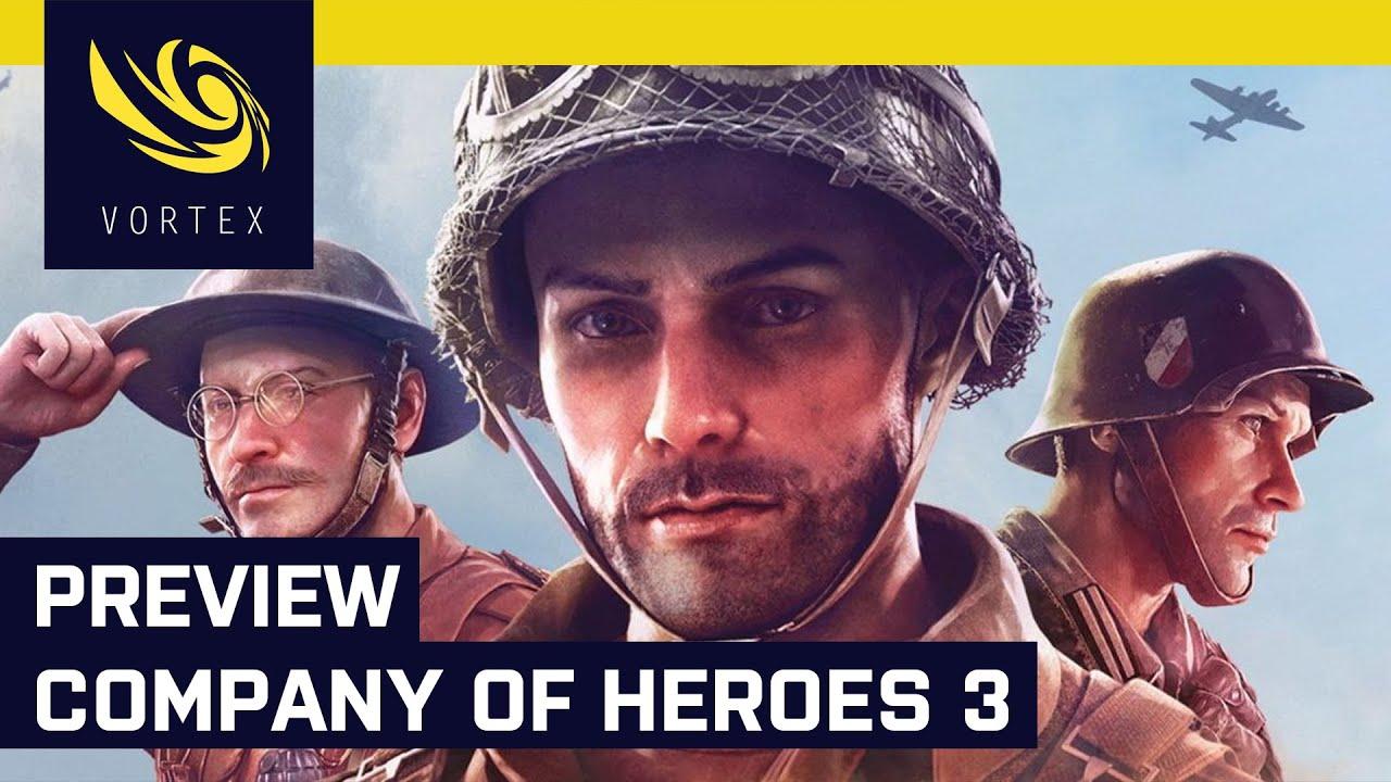 Zahráli jsme si Company of Heroes 3. Vývojáři ze série udělali Total War, ale nám to nevadí