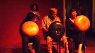 Repeat youtube video Zimbabwean Mbira Master Cosmas Magaya