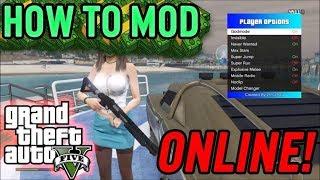 How To Install A GTA 5 MOD MENU | How I Mod GTA5 ONLINE!