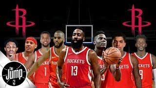 Breaking down Rockets' roster ahead of 2018/19 NBA season | The Jump | ESPN