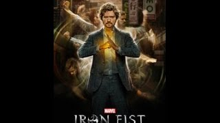 MARVEL'S IRON FIST OFFICIAL TRAILER HD