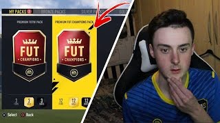 ELITE MONTHLY/WEEKLY FUT CHAMPIONS REWARDS | WALKOUT + AMAZING IF PLAYER! | FIFA 17 ULTIMATE TEAM