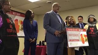 Detroit NAACP urges 'no' vote on legal marijuana