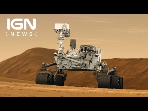 NASA Worried About Contaminating Water on Mars - IGN News