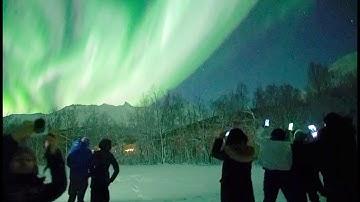 🇳🇴Chasing Lights in Tromsø, Norway