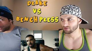 Apple Music - Drake vs. Bench Press [REACTION]