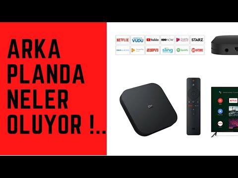 ANDROİD TV BOX EKRAN TUŞLARI EKLEME | NAVİGATİON BAR 2020