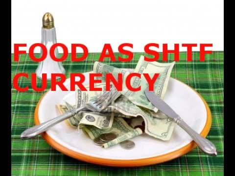 RE: CANADIAN PREPPER - FOOD AS SHTF CURRENCY