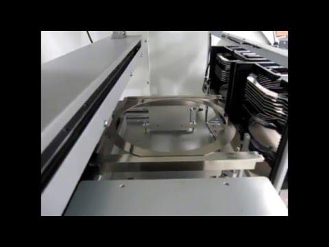 Semiconductor Wafer Film Frame Handling