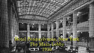 Jack Albin's Hotel Pennsylvania Music - My Baby Just Cares For Me, 1930