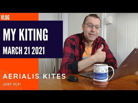 My Kiting - March 21st 2021 - Read Aloud