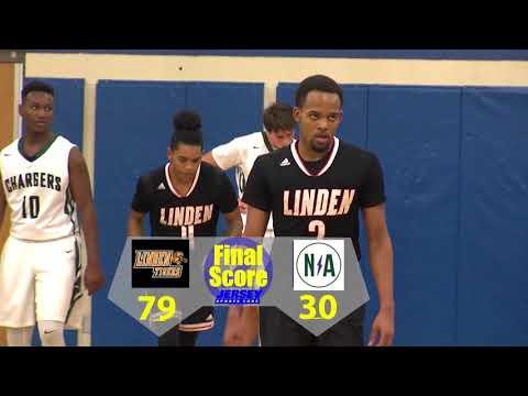 Linden 79 Northwood Academy 30 Rotary Roundball Classic