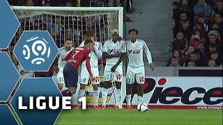 LOSC - Olympique de Marseille (1-2) - Highlights - (LOSC - OM) / 2015-16