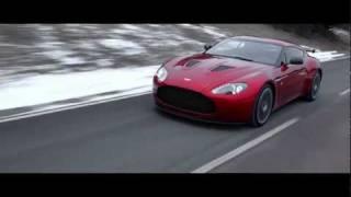 Aston Martin V12 Zagato 2012 Videos