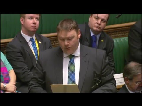 Owen Thompson MP - Ten Minute Rule Bill on nuclear convoys, 20 January 2016