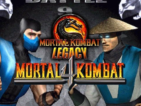 WORLD'S GREATEST FATALITY - Mortal Kombat 4(Gold) 1997 (MK Legacy Part 4)