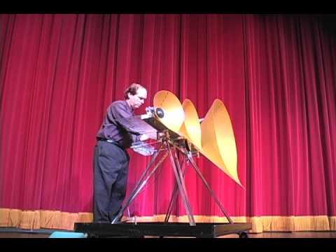 Dean Shostak Plays Cristal Baschet