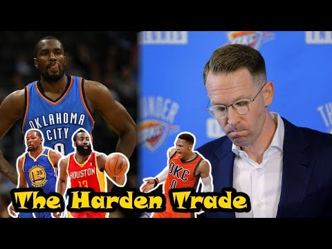 The REAL Reasons Why OKC Traded James Harden